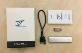 更轻更快更安全 朗科Z Slim移动固态硬盘新品来袭
