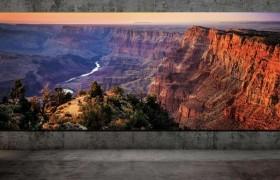 三星的The Wall Luxury是一款292英寸8K模块化电视