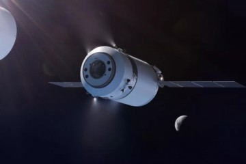签了新合同NASA指定SpaceX为月球空间站运送补给